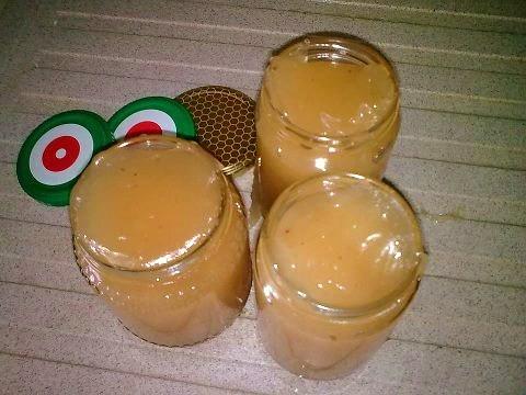Ricetta marmellata di bergamotto bimby