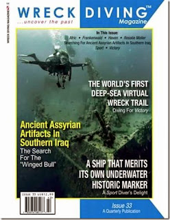 Wreck Diving Magazine No.33 - 2014