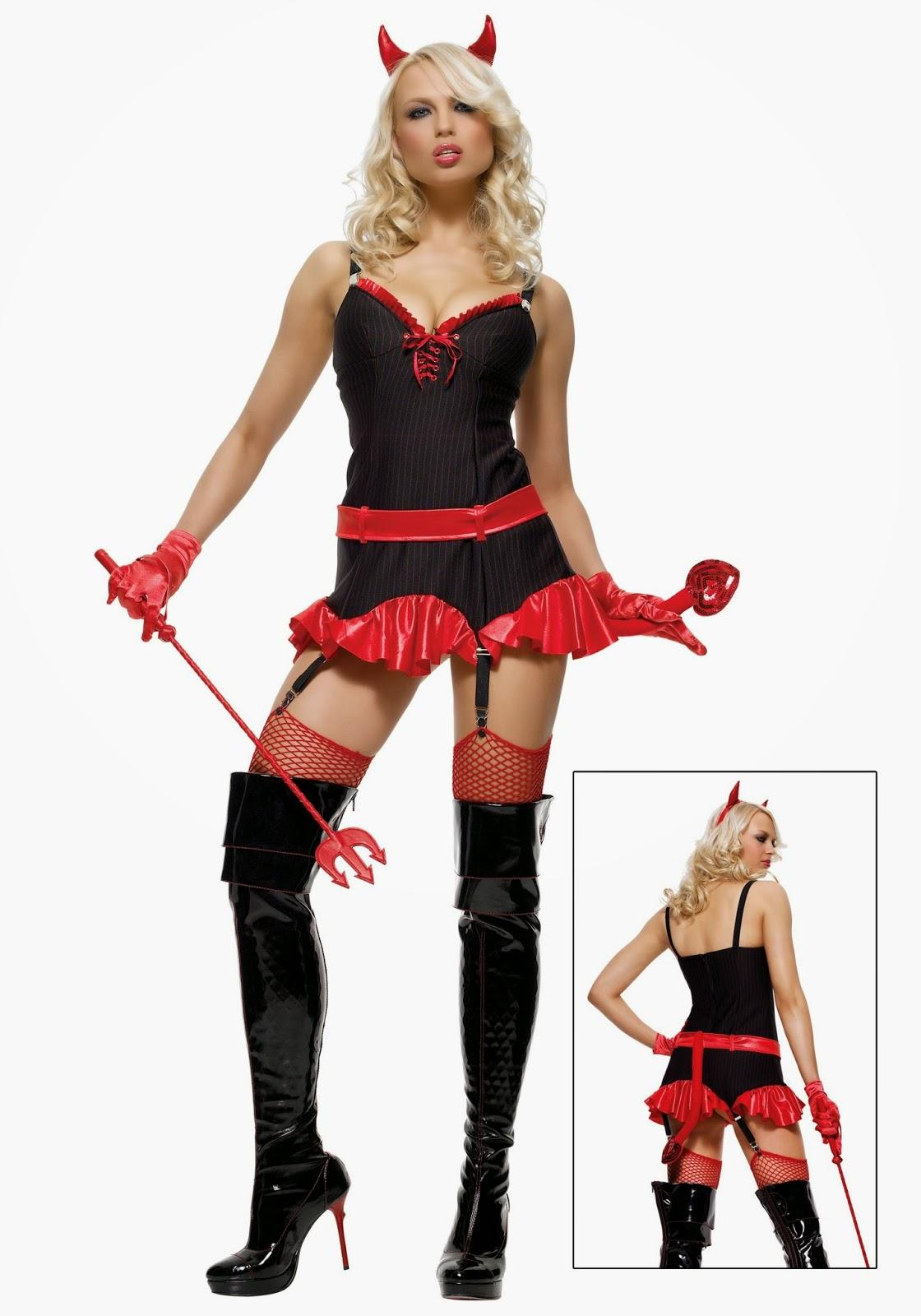 Easy Devil Halloween Costume Ideas Sexy Devil Halloween Costume