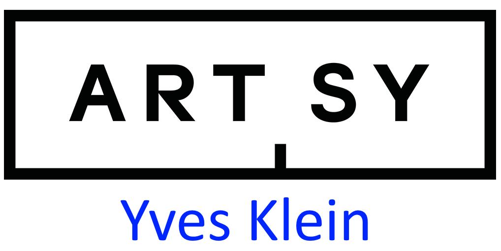 Artsy - Yves Klein