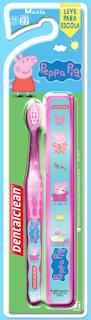 Escovas, Escovação, Saúde, Saúde Bucal, Dentes, Peppa Pig, Hálito, Fio Dental, Antisséptico, Crianças, Dental Clean, Release, Lançamento,