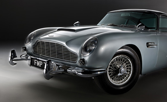 james bond skyfall aston martin - photo #15