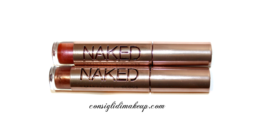 Review: Lipgloss Naked e Freestyle - Urban Decay