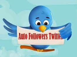 Cara cepat mendapatkan Follower Twitter hingga ribuan GRATIS: Kumpulan Auto Follower Twitter 2015 100% WORK