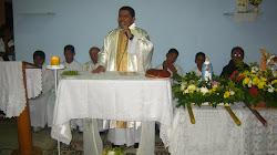 Encerramento da Santa Missão em Santa Mônica