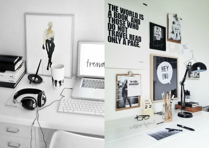 Perfect Home Office Decor