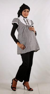 Model gamis pesta untuk ibu menyusui baju gamis pesta modern terbaru - Kumpulan Busana Muslim Modis Untuk Wanita Hamil Kumpulan
