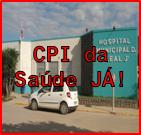 Queremos CPI da Saúde em Itaboraí