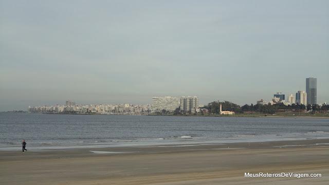 Playa Malvín - Montevidéu, Uruguai