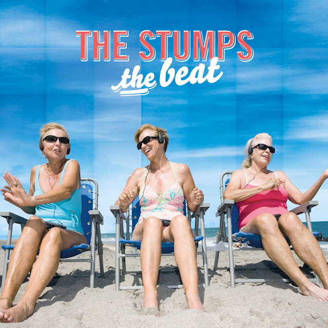 The Beat, pochette de l'album des Stumps