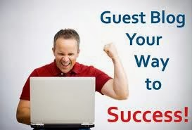 guest posting in blogger