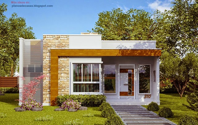 Planos de casa de una planta planos de casas gratis y departamentos en venta - Planos de casas de una planta ...