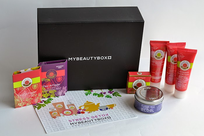 my beauty box stress detox