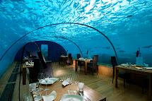 Maldive Restaurant Underwater Hotel
