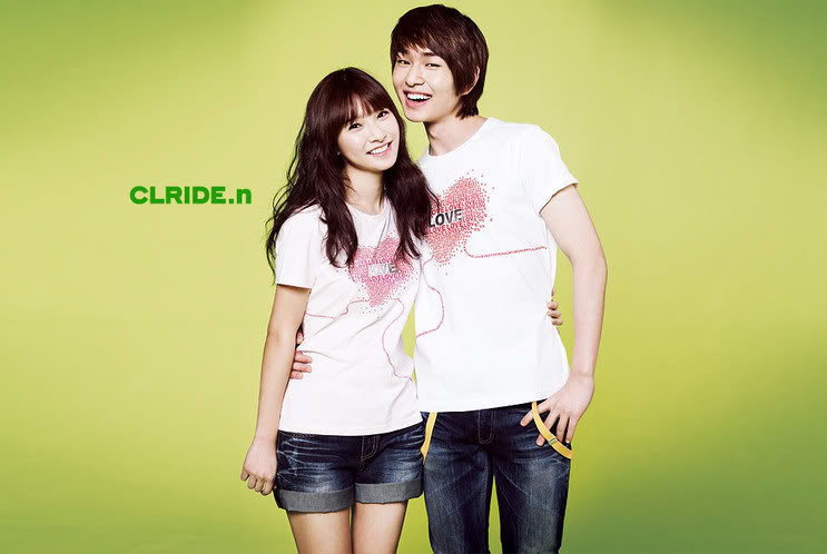 Cute Korean Couples Image