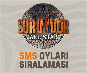 Survivor All Star Sms Oy Sıralaması