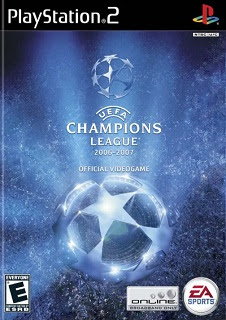 Uefa Champions League 2006 2007   PS2