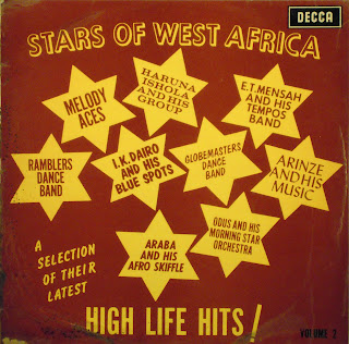 Stars of West Africa vol.2 - Various Artists,Decca West Africa 1963