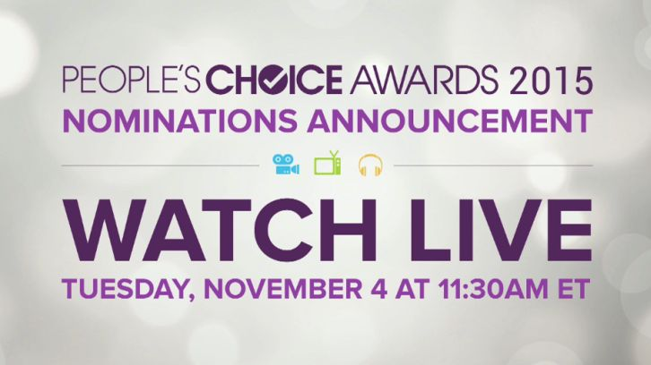 People's Choice Awards - Full List of Nominations