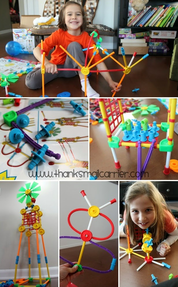 Tinkertoy review