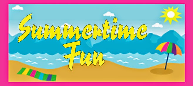 summertime fun header for web Badminton Summertime Fun Giveaway {Ends 5/10}