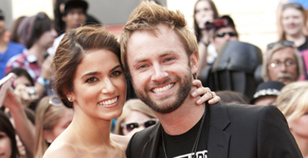 Nikki Reed and Paul McDonald Wedding