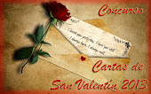 Concurso de Cartas de San Valentín