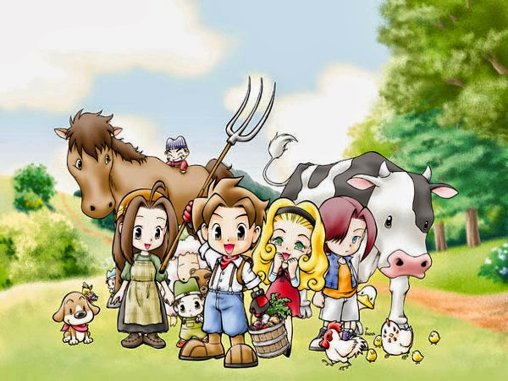 Harvest Moon: A Wonderful Life Guide