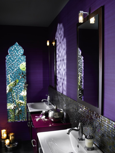 The studio m designs blog design style inspired by for Moroccan bathroom design