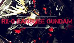 RX-0 Banshee Gundam