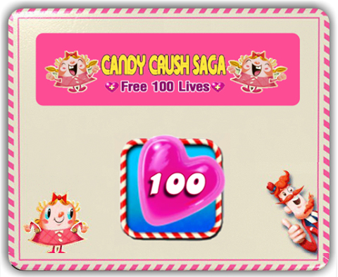 Facebook Cheat Book | No Survey: Free Candy Crush Saga Lives
