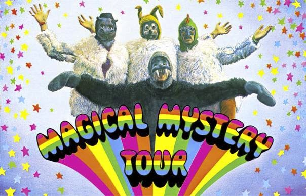 Magical Mystery Tour - Film