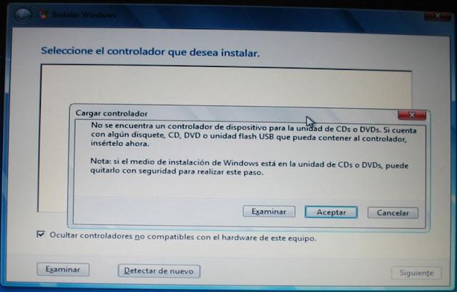 descargar controladores de red para windows 7