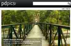 PdPics: otro banco de fotos en alta resolución sin derechos de autor para descargar gratis
