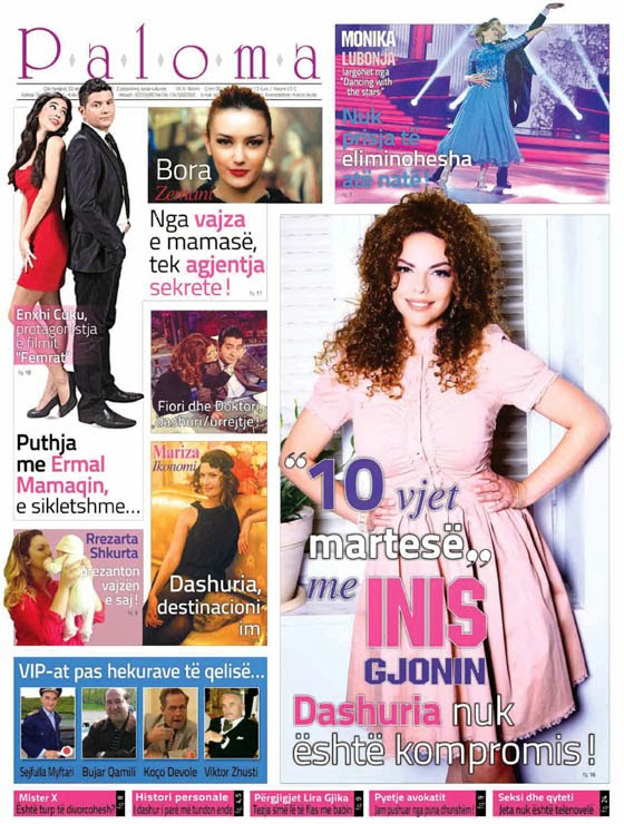 Revista PALOMA - 23 Nentor 2013