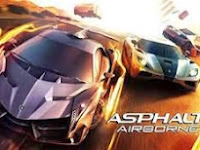 Asphalt 8: Airborne Apk v1.4.1e [Unlimited Money MOD]