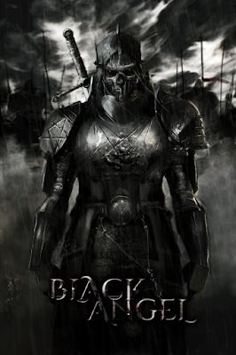 Il Black Angel (concept art di Lamin Martin)