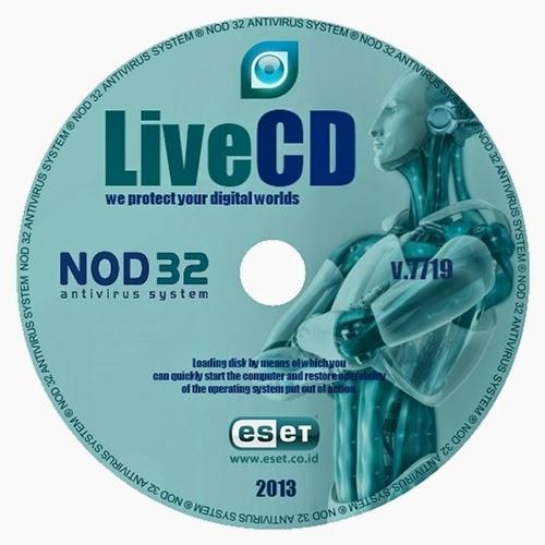 Live Cd Eset Nod32 English 2012 Download Crack Software
