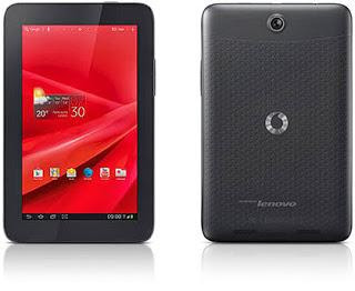Vodafone Smart Tab II, Pesaing Nexus 7 dan Kindle Fire
