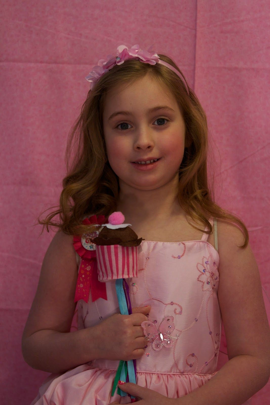 The Smart Momma: Pinkalicious Party