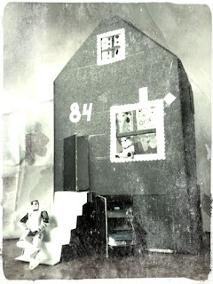 старая фотграфия дома