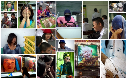 Thai Faces