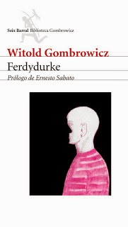 Lecturas 2014: Wiltold Gombrowicz
