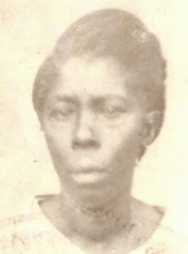 La abuela Mamá Tita