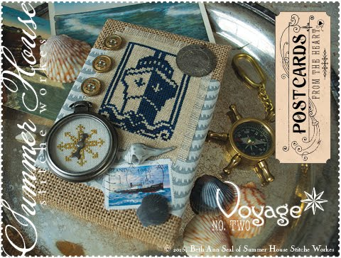 Postcards from the Heart - no. 2 - Voyage