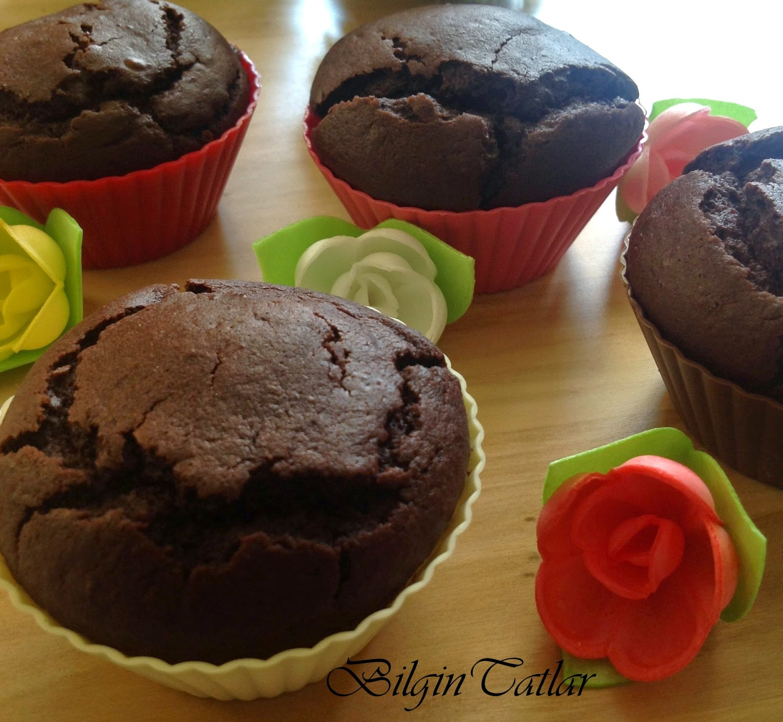 Trufflu Sürpriz Muffin