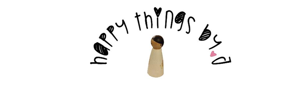 Happy things by J