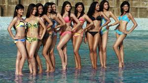 Foto Panas Bikini Miss World