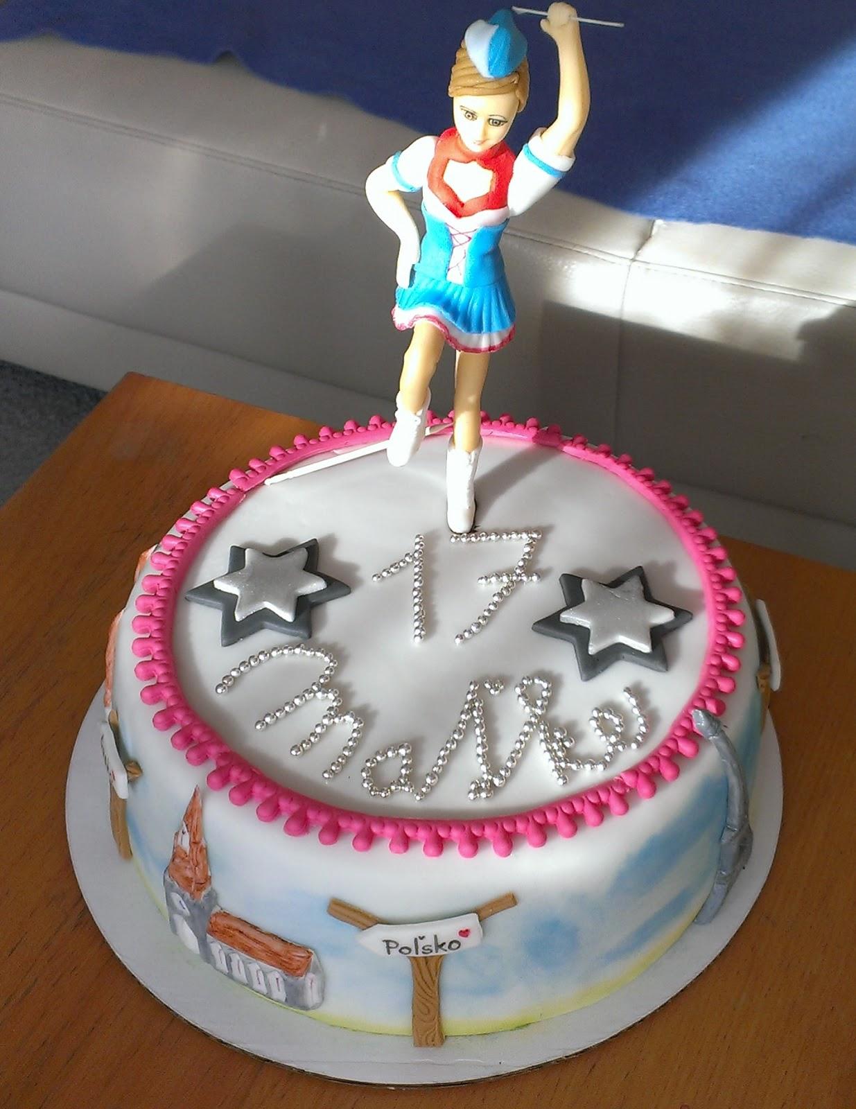 Torta Mažoretka