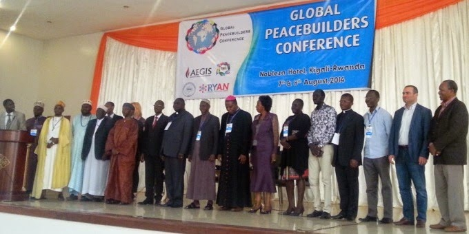 Rwanda Global Peacemakers Conference